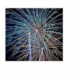 Soundless Fireworks