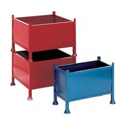 Blue And Red Palletised Boxes, For Multiples