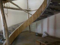 Wood Side Paneling