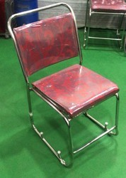 Stainless Steel Fancy Chair