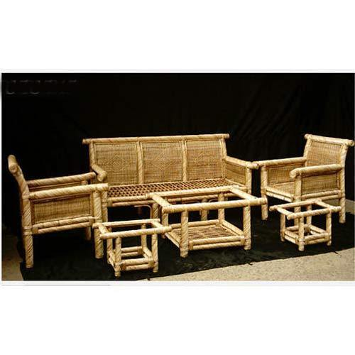 bamboo cane sofa set at rs 20000 set s sector 81 faridabad