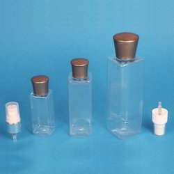 Square Pet Bottles