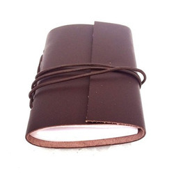 Leather Pocket Diary