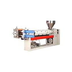 Automatic New Single Screw Extruders, 100-200 kg/hr, for Industrial