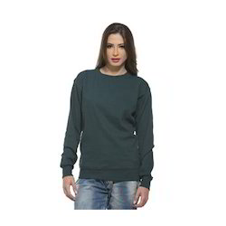 Ladies Trendy Sweat Shirt
