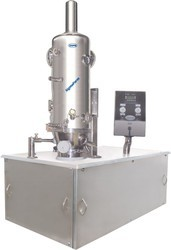 Lab Model Fluid Bed Dryer