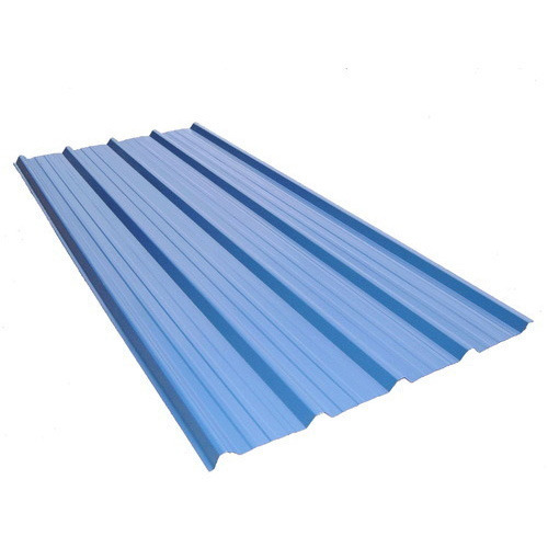 Roofing And Cladding Metal Sheet Rs 269 Square Meter
