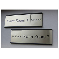 Room Name Plate