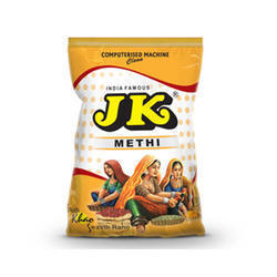 Natural JK Fenugreek Seed, Packaging Size: Al Size