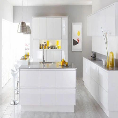 wooden modular kitchen rs 1500 square feet stixa  id