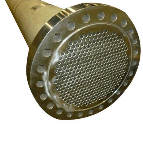 View Specifications Details Of: Straight Tube Heat Exchanger