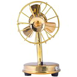 Solid Brass Baby Toy Fan