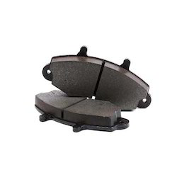Rear Replaceable Brake Pads, for Brake System