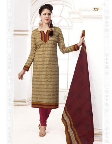 2f35b9973 Cotton Printed Salwar Suit Material at Rs 395  piece(s ...