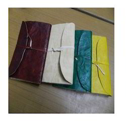 Crush Leather Journal