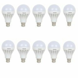 Frazzer 3 W LED Bulb ( Combo Pack Of 10)