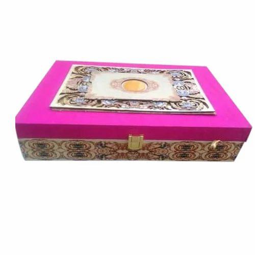 Decorative Wedding Invitation Card Box at Rs 40 piece Wedding Adorable Decorative Card Boxes