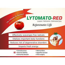Lycopene Multivitamins Syrup
