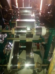 Silver Laminated Paper Plate Machine