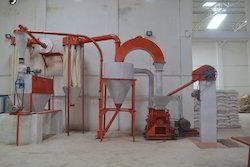 Besan Plant Machinery