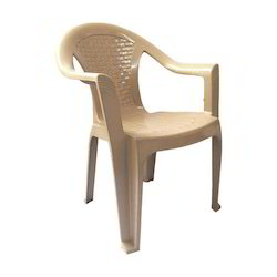 4 Legs Plastic Chair, for Outdoor and Indoor