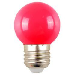 Round 5 - 7 W Colored LED Bulb, Type of Lighting Application: Indoor lighting