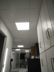 PVC Laminated Grid Ceiling Works