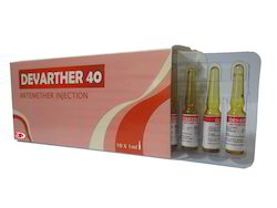 Devarther 40 Artemether Injection
