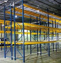 Bulk Storage Mild Steel Rack