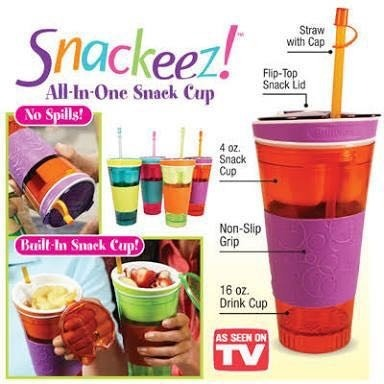 Birthday & Wedding Return Gifts - Snackeez Sipper Wholesale