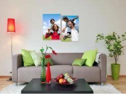 Customized Canvas Digital  Printing Service