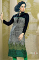 Adara Satin + Cotton + Rayon Combo Printed Kurtis