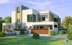 3D Exterior Designing Service