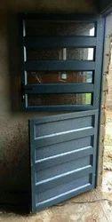 Aluminum Main Door