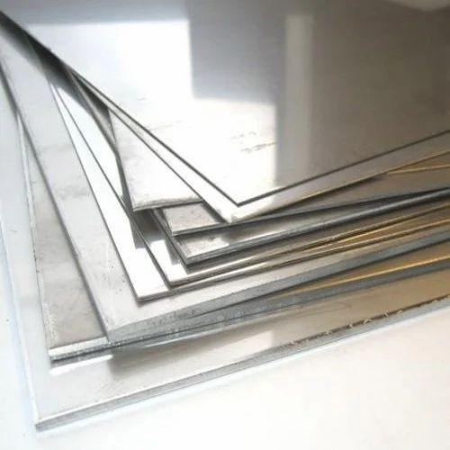 Nickel Based Alloy Plates