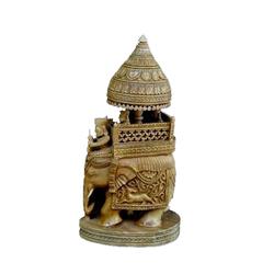 Wooden Chattar Ambari