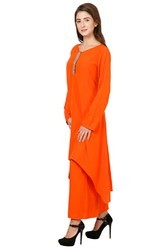 Full Sleeve Party Wear Kurtis