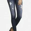 Girls Tone Jeans