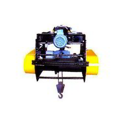 Electric Wire Rope Hoist, Capacity: 6-10 ton
