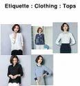 Etiquette : Clothing : Tops