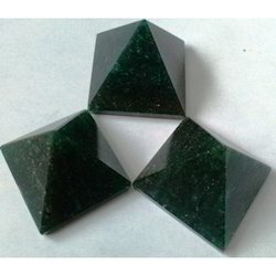 Pyramid of Green Aventurine