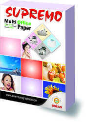 Multipurpose Colour Print Paper, GSM: Less Than 80