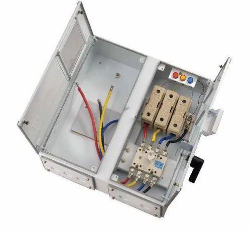 bosmark enterprises, vadodara - manufacturer of meter box ... 3 phase fuse switch box #12