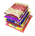 Non Woven Fabric Printed Non Woven Saree Packing Bag