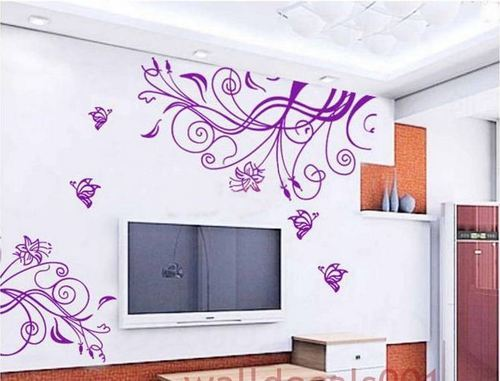 Retailer Of Wall Vinyl Art Design Wall Painting By Galaxy Art