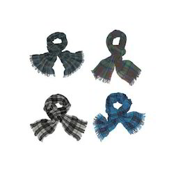 Lurex and Lycra Scarves