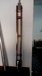 Steel Railing Pillar