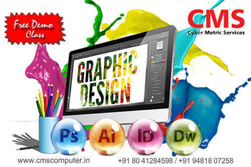Photoshop CorelDraw Illustrator InDesign Flash training in Bengaluru