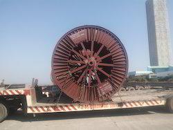 Chain Cargo Lashing Work