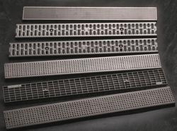 Designer Stainless Steel Grating